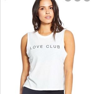 NWT Love Club tank top